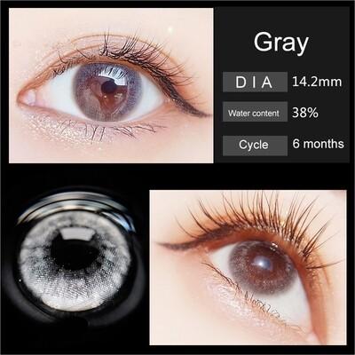 Nebula Silver Gray