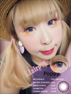 Poppy Violet