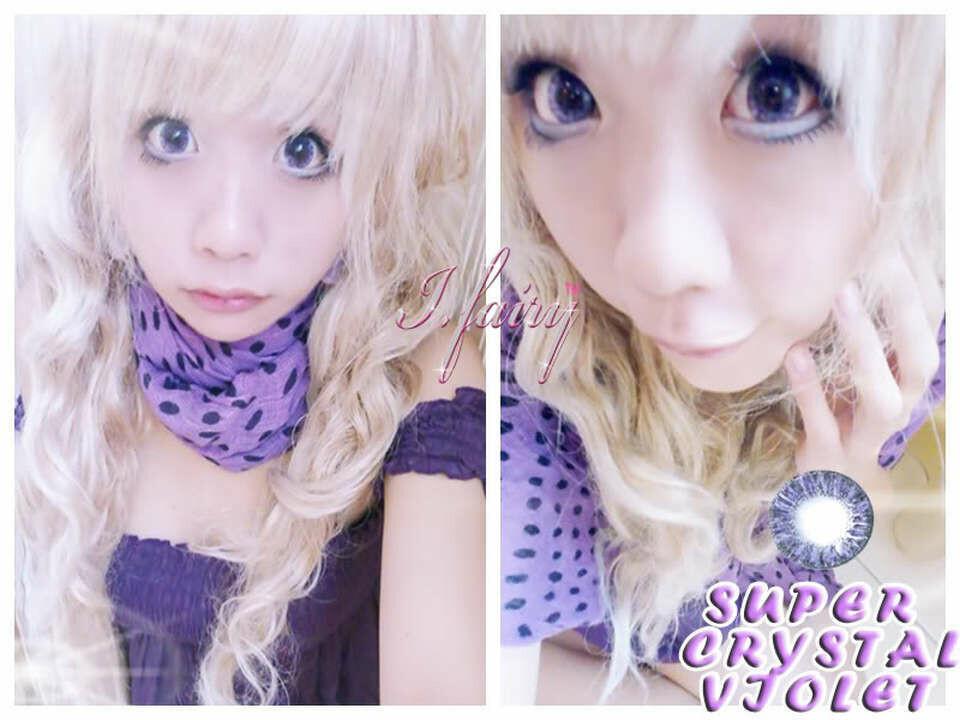 Super Crystal Violet