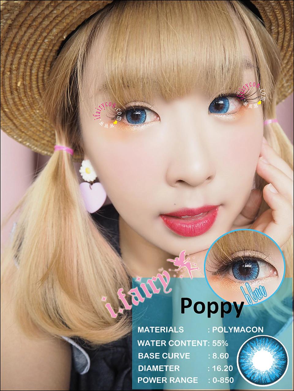 Poppy Blue