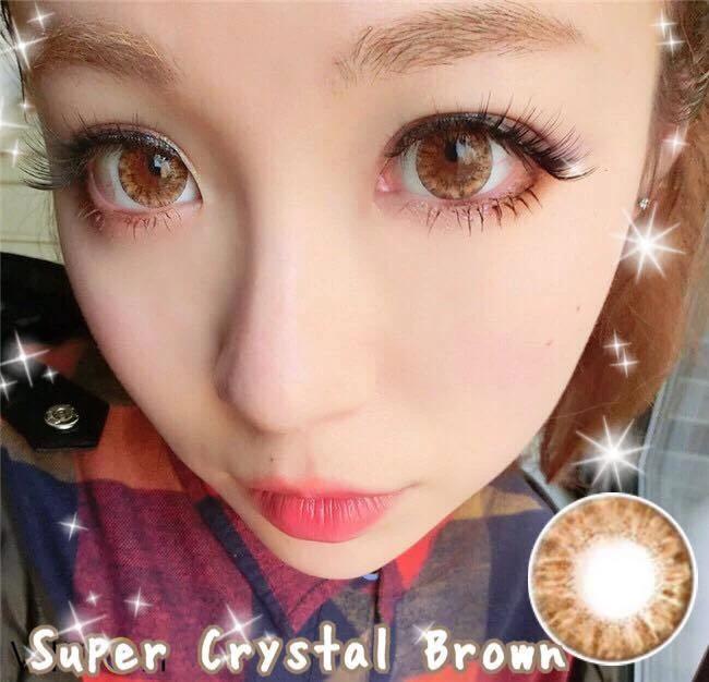 Super Crystal Brown