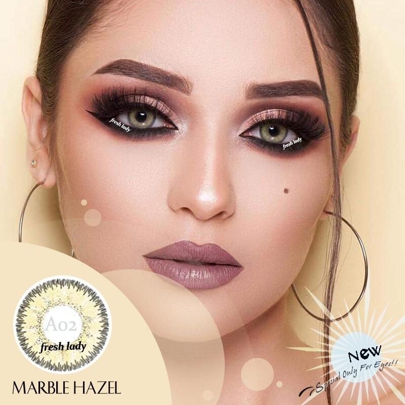 Marble Hazel Brown
