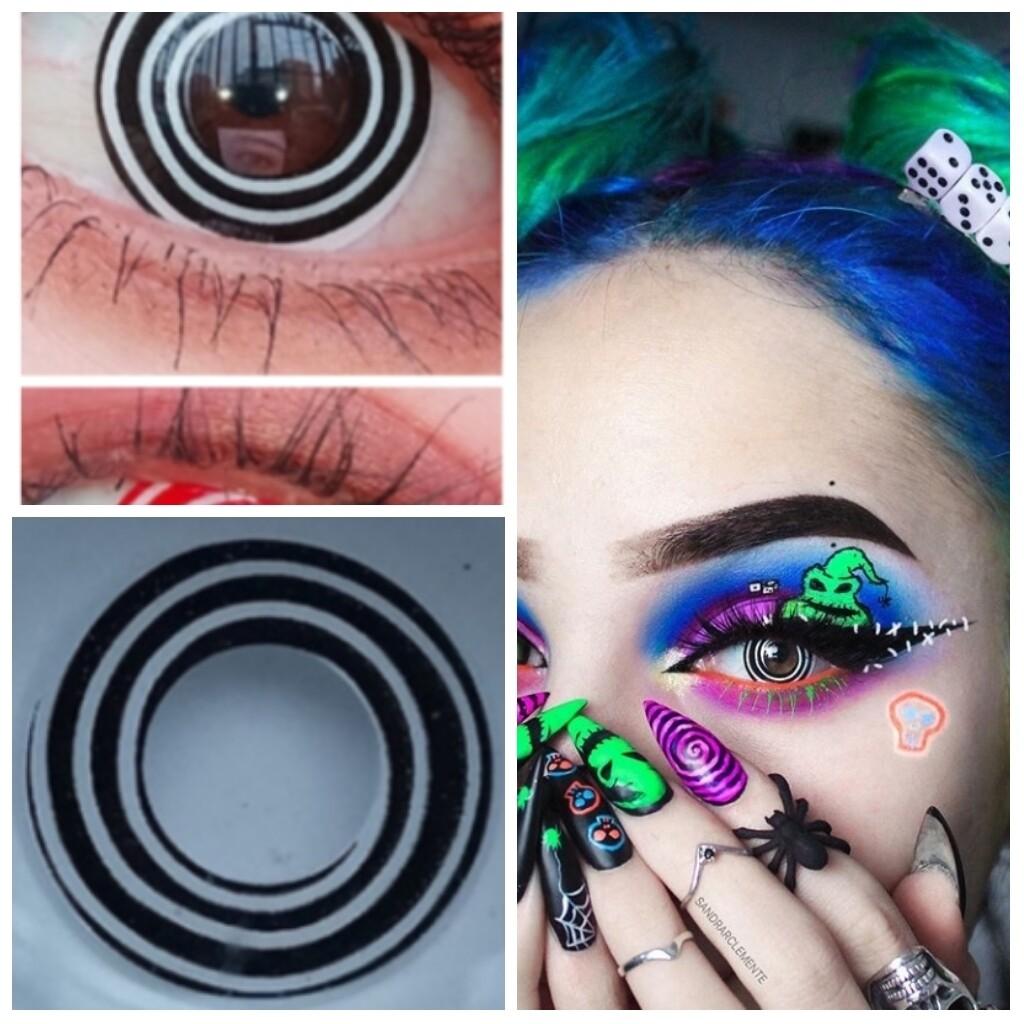 Hypnotized aka Spiral Black