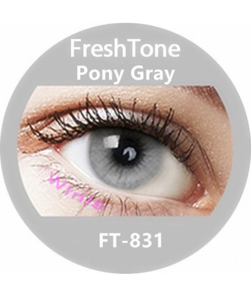 FreshTone Pony Gray