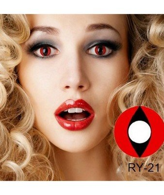 Cateyes Red