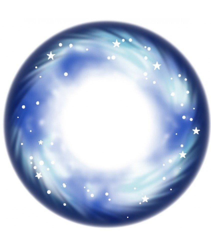 Sweety Galaxy Blue Rx