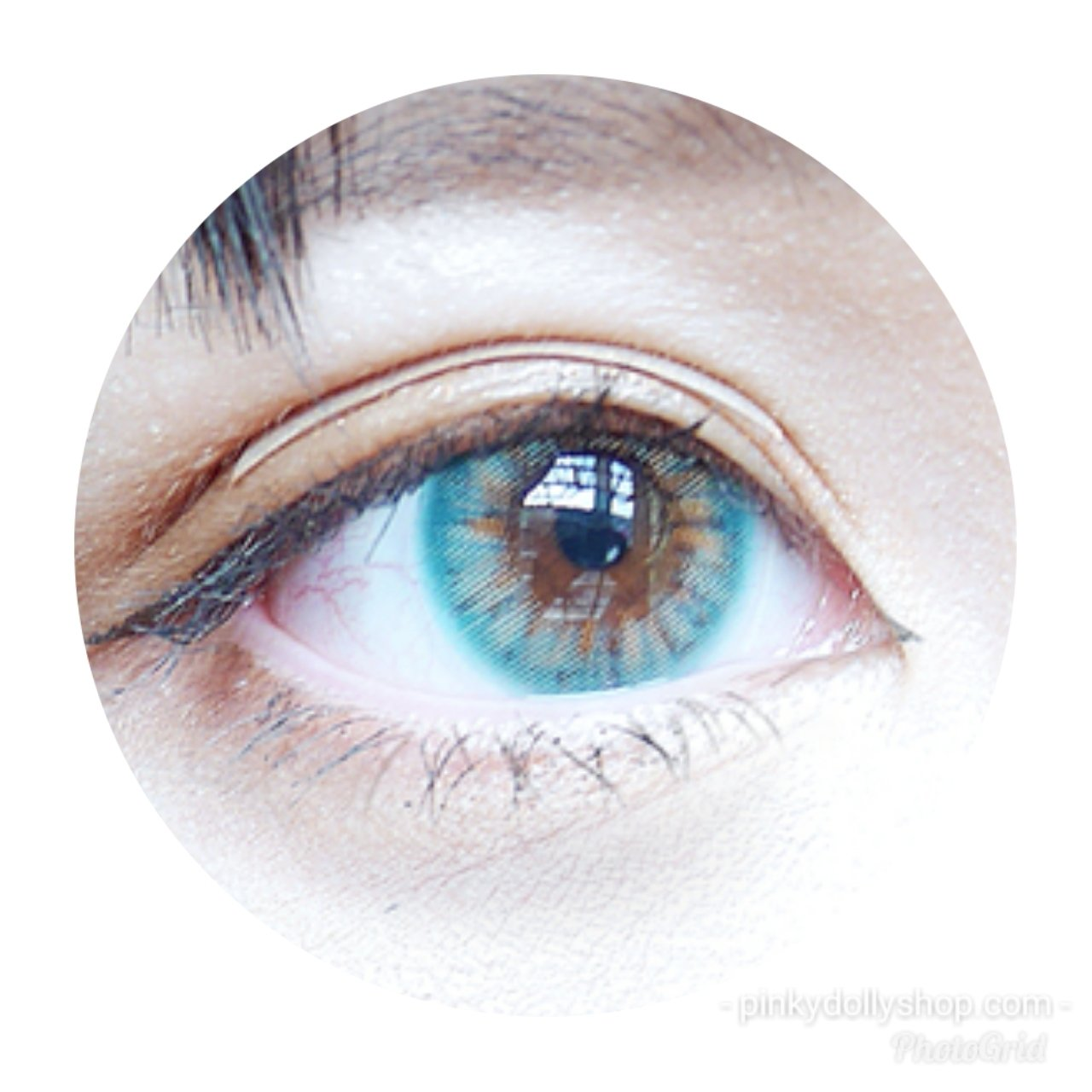 Fairy Eyes Turquoise