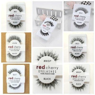 Others - Red Cherry False Eyelash