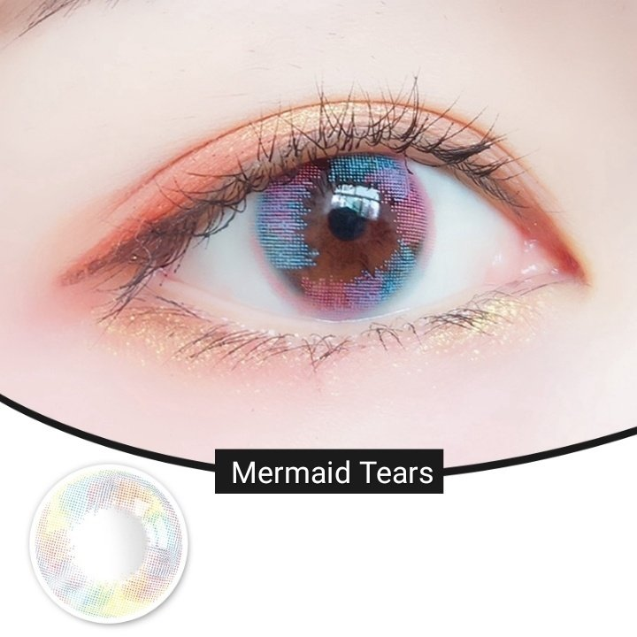 Mermaid Tears Pink 人魚の涙