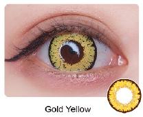 Pastel Golden Yellow