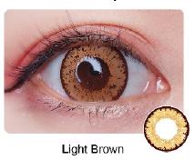 Pastel Light Brown