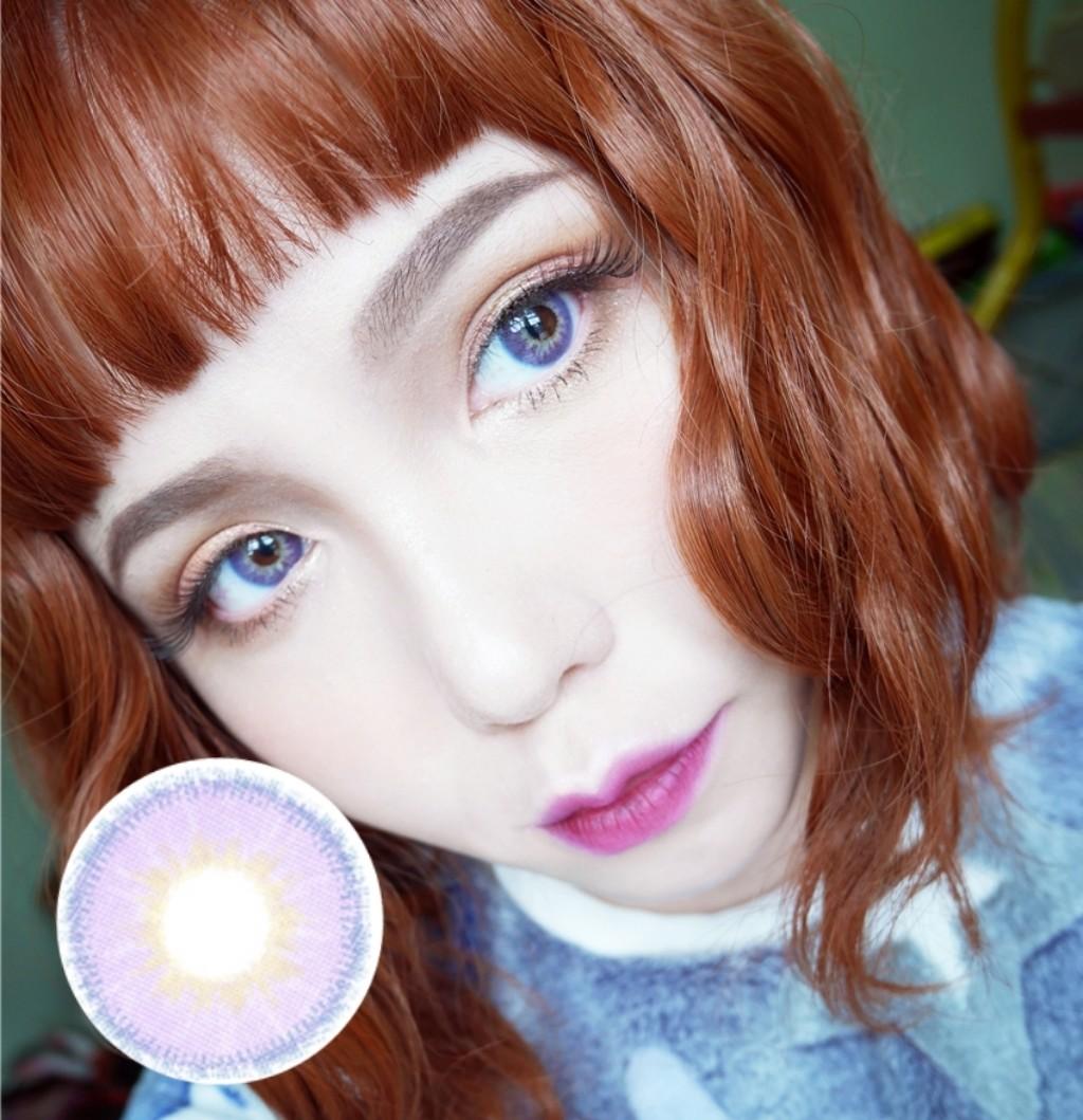 Iced Light Violet Rx
