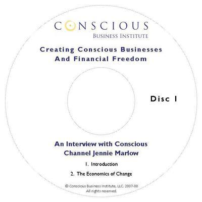 Creating Conscious Businesses & Financial Freedom