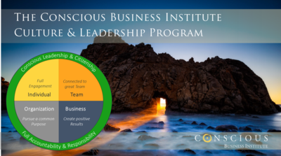 Conscious Business Culture & Leadership Program: Introduction
