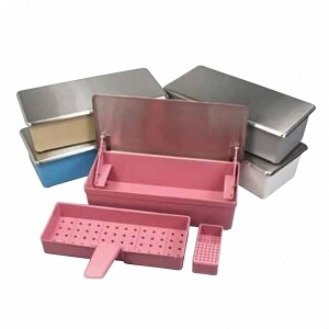 Germicide disinfection tray