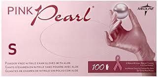 Pink Pearl Gloves