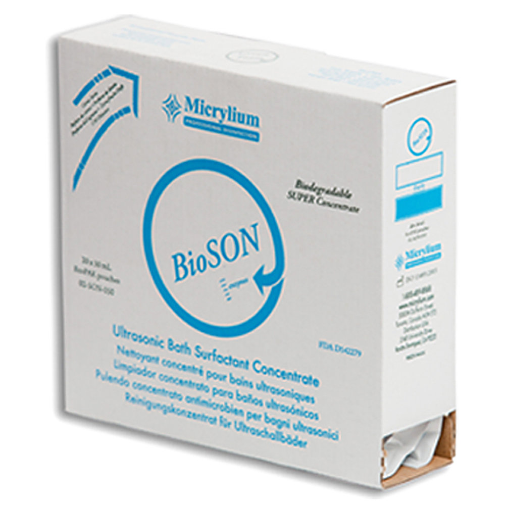 BioSon ultrasonic cleaner concentrate