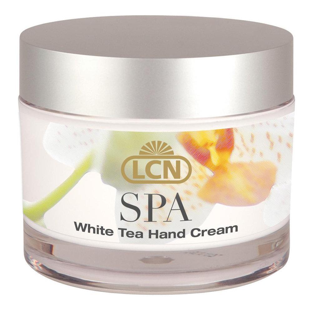 White tea hand cream