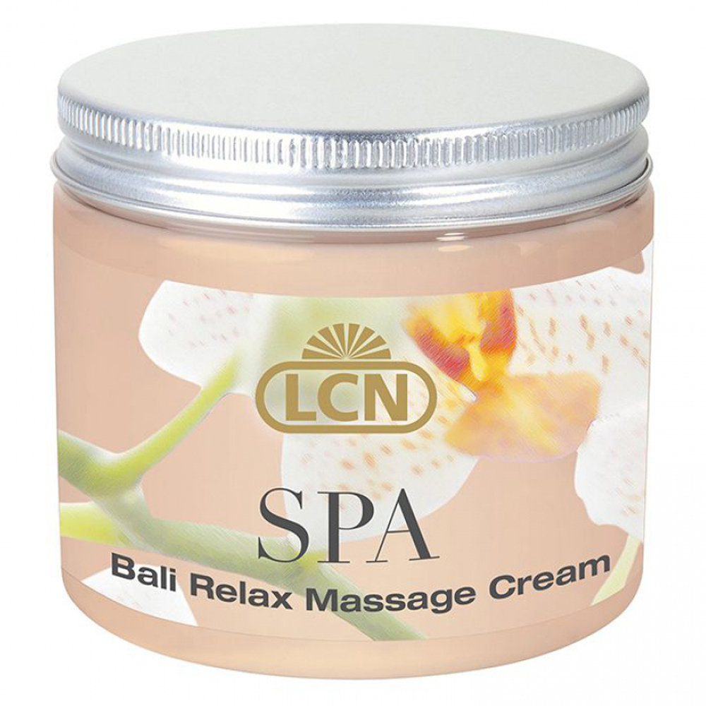 Bali relax massage cream 511XX