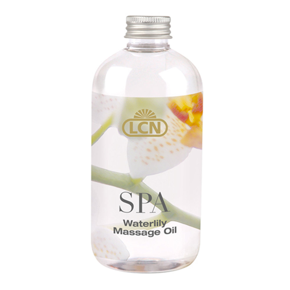 Waterlily massage oil 300ml 51016