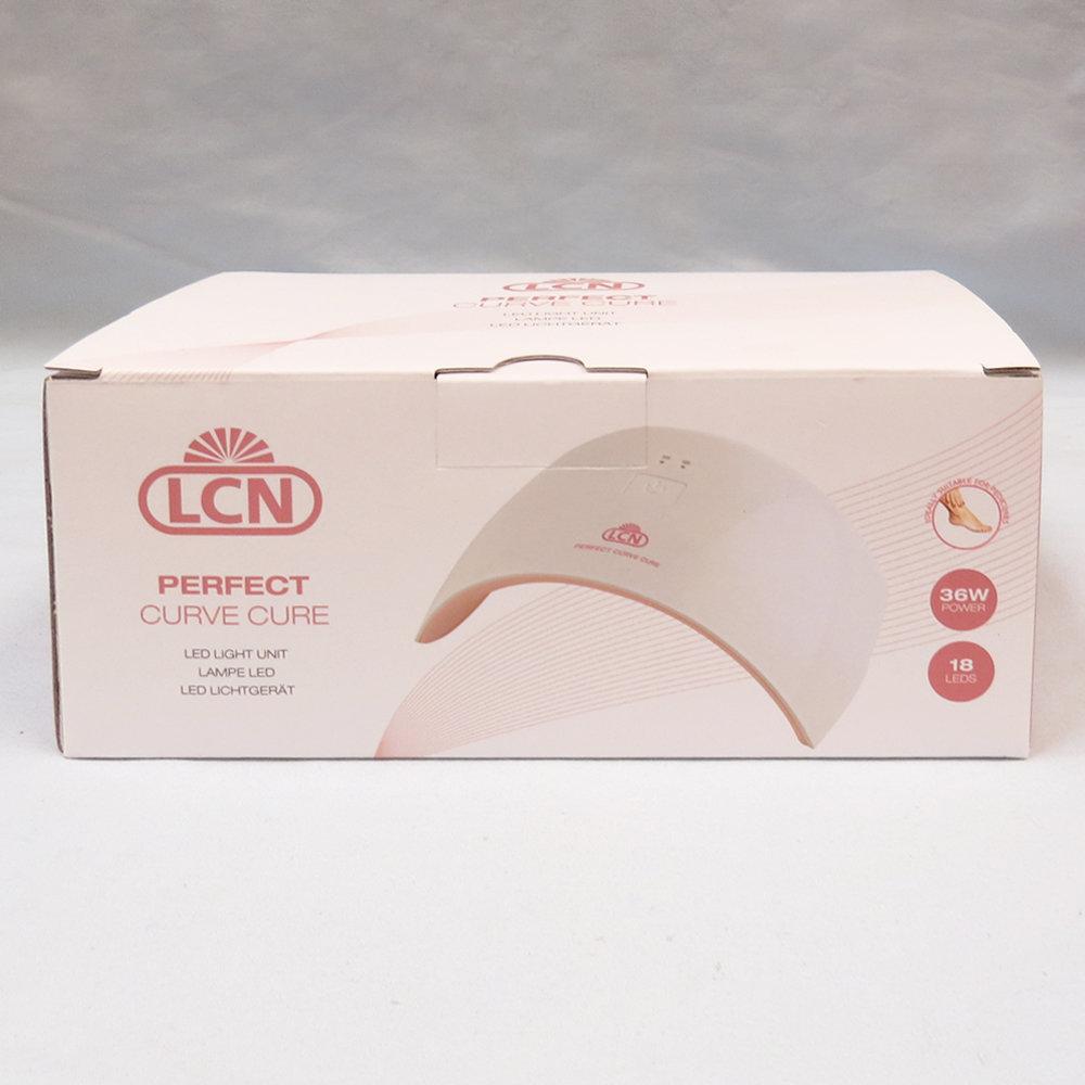 Curve LED lamp