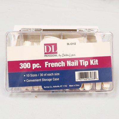 Nail tips-white