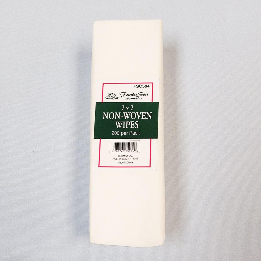 Non-woven wipes 2 x 2 FSC-504