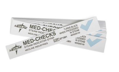 Autoclave Test Strips 250/box