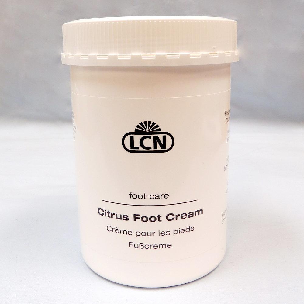 CITRUS Foot Cream