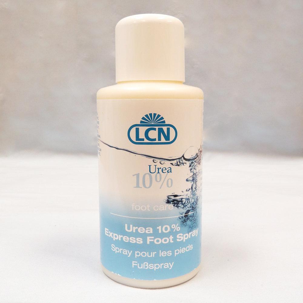 Urea 10% Express foot spray