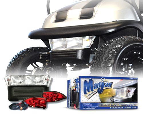 Frosted Light Kit. Will fit Club Car® Precedent® golf carts.