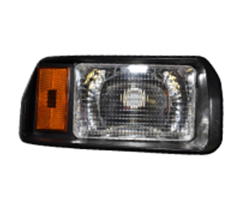 Replacement Right Headlight. Will fit Club Car® DS™ golf carts.