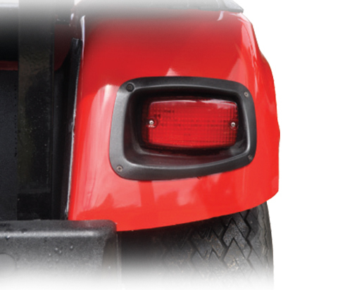 Tail Light Pair. Will fit *E-Z-GO® *TXT® Golf Carts.