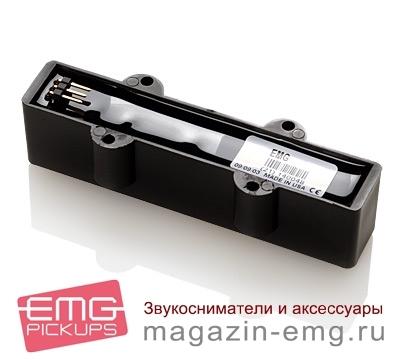 EMG SJ, вид снизу