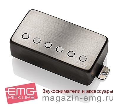 EMG 57 (потертый черный хром)
