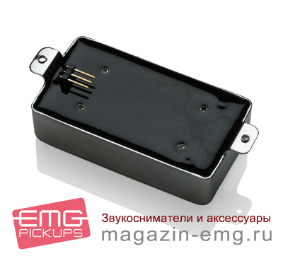 EMG 57 (потертое золото), вид сзади