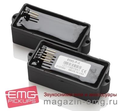 EMG PA-X, вид снизу