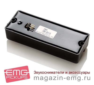 EMG 40J, вид сзади