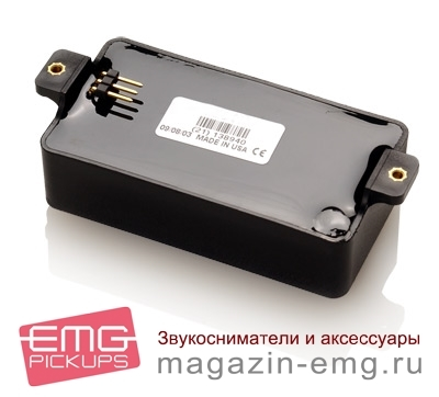 EMG 81, вид сзади
