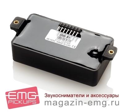 EMG 89, вид сзади