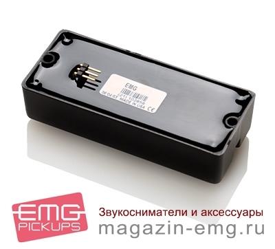 EMG 35, вид сзади