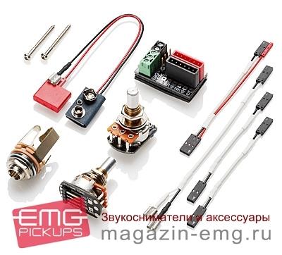 EMG 35X, комплектация каждого датчика