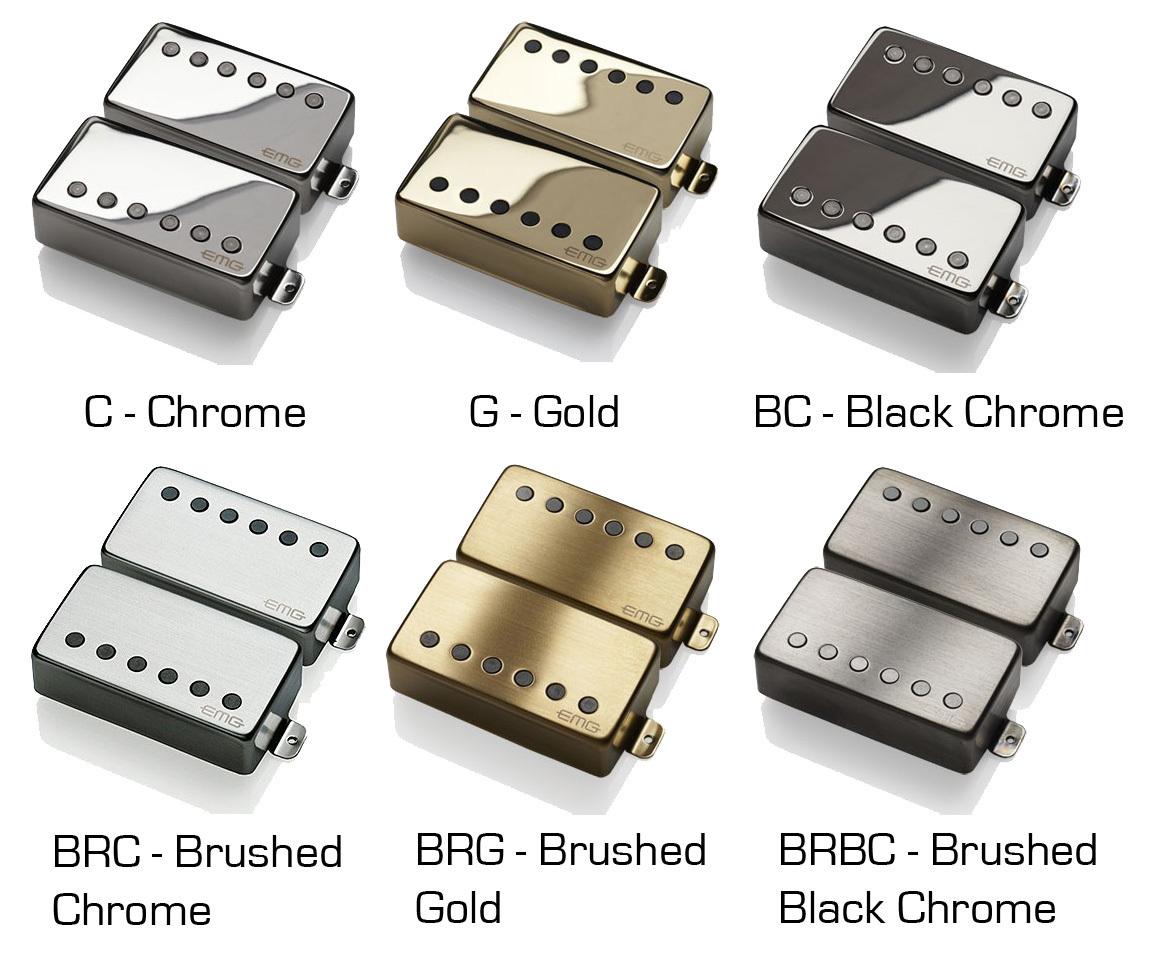 EMG 57/66 Set, цвета