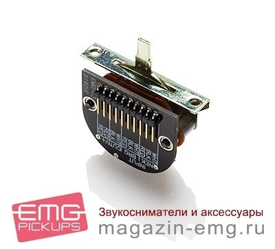 EMG 3POS переключатель yesn-FX
