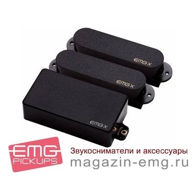 EMG SLVX/SLVX/89X Set