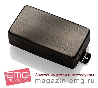 EMG 85X (потертый черный хром)