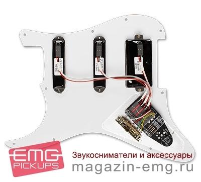 EMG SL20 Стив Люкатер, вид сзади