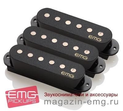 EMG SSS Custom Set, EMG SV