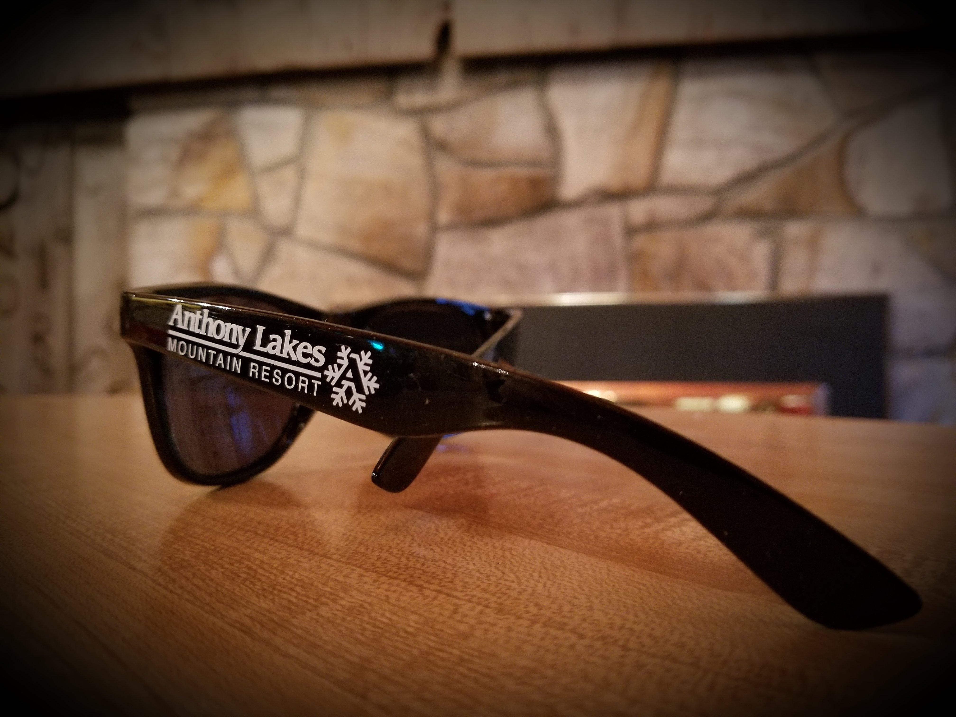 ALMR Logo Sunglasses 00044