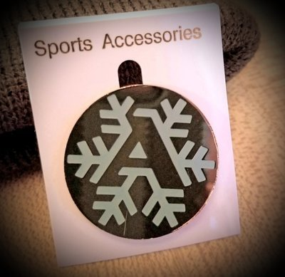 ALMR Logo Metallic Pin